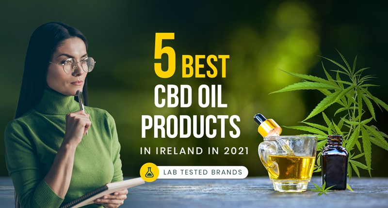 CBD Oil Ireland - Dr. Hemp Me CBD Oil Ireland