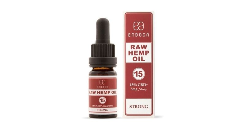 cbd store endoca raw cbd oil strong levels