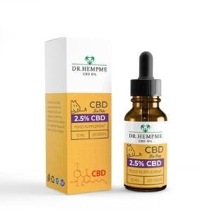 cbd for pets dogs and cats level 2.5%