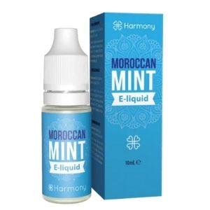 meet harmony moroccan mint cbd vape liquid juice