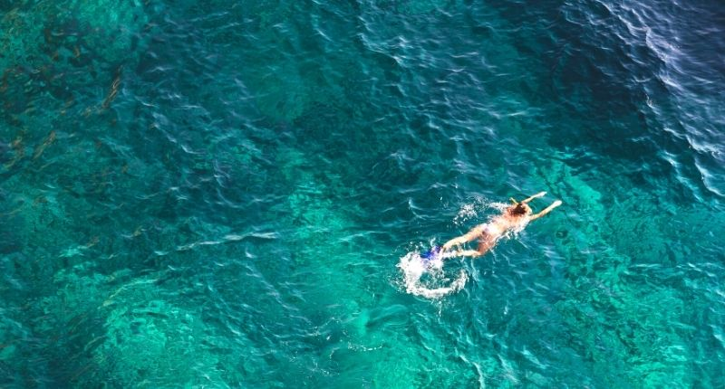 swim in the sea is good for immune system
